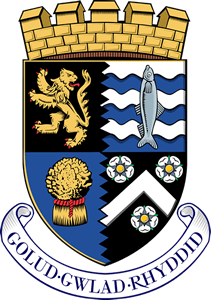 Ceredigion Council crest