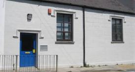 Cardigan Dysgu Bro Centre